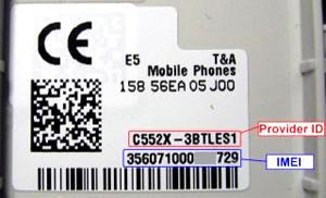 Alcatel Provider-ID
