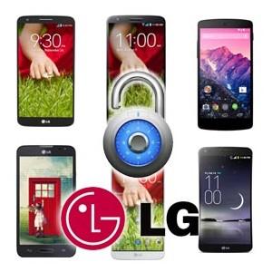 LG Upplåsning