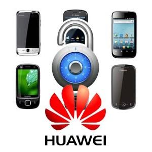 Huawei Upplåsning