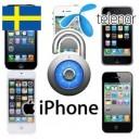 Telenor - iPhone Upplåsning