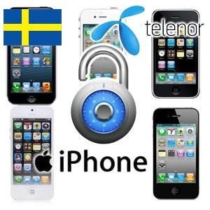 telenor låsa upp mobil