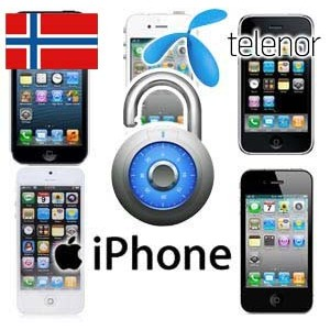 Telenor Norge - iPhone Upplåsning