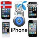 Telenor Norge - iPhone Upplåsning
