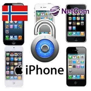 NetCom Norge - iPhone Upplåsning
