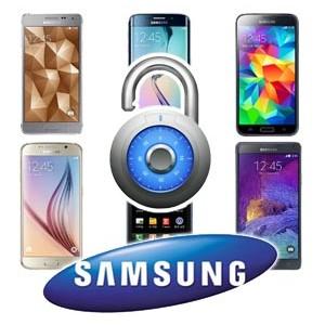Samsung Upplåsning