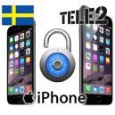 Tele2 - iPhone Upplåsning